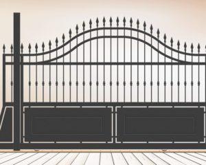 Cancello Standard Beta scorrevole