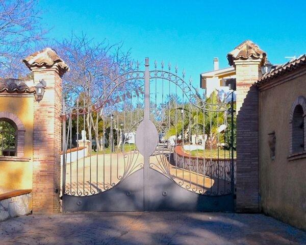 cancello a battente Lorella