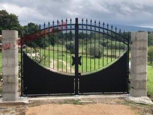 cancello adue ante Isabella