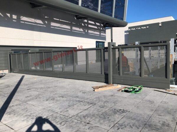 cancello industriale 1